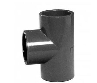 PVC-T-Stück 90° bei FITTINGE-SHOP